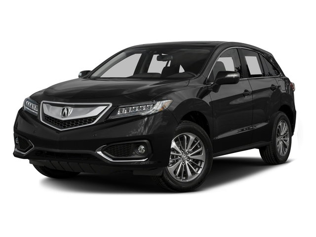 2016 Acura RDX Pictures RDX Utility 4D Advance AWD V6 photos side front view