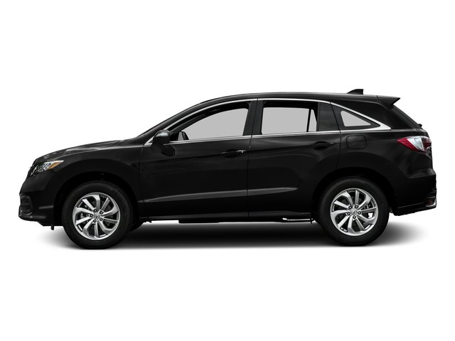 2016 Acura RDX Prices and Values Utility 4D AWD V6 side view