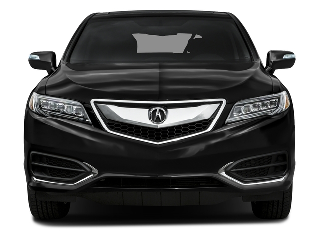 2016 Acura RDX Prices and Values Utility 4D AWD V6 front view
