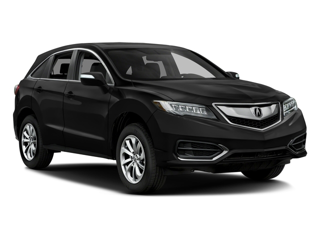 2016 Acura RDX Prices and Values Utility 4D AWD V6 side front view