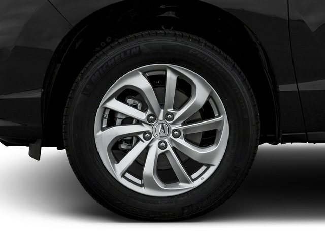 2016 Acura RDX Prices and Values Utility 4D AWD V6 wheel