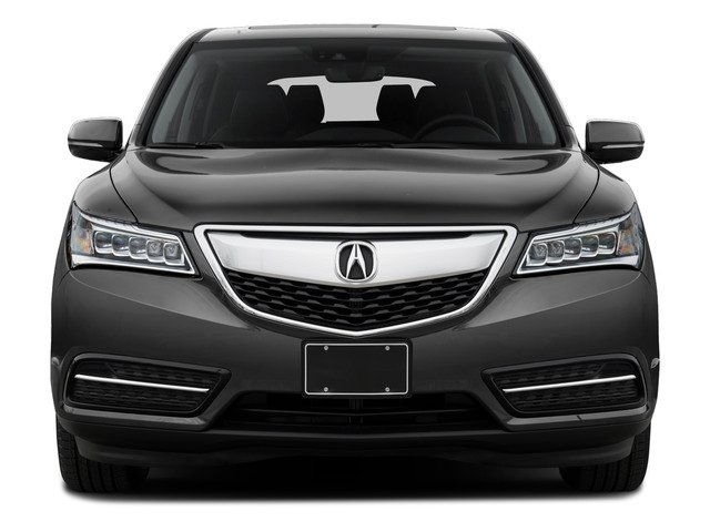 2016 Acura MDX Prices and Values Utility 4D Technology DVD AWD V6 front view