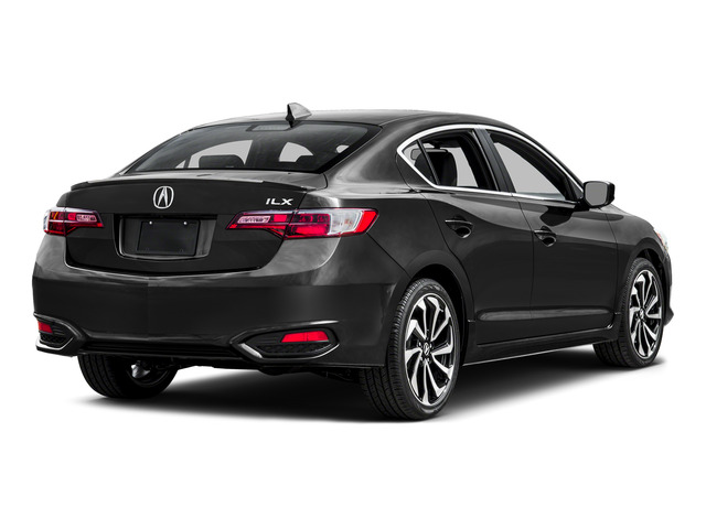 2016 Acura ILX Prices and Values Sedan 4D Technology Plus A-SPEC I4 side rear view