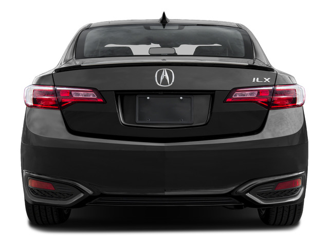 2016 Acura ILX Prices and Values Sedan 4D Technology Plus A-SPEC I4 rear view