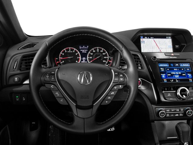 2016 Acura ILX Prices and Values Sedan 4D Technology Plus A-SPEC I4 driver's dashboard