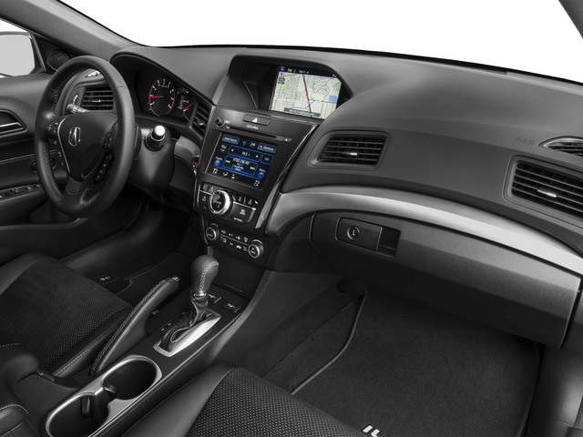 2016 Acura ILX Prices and Values Sedan 4D Technology Plus A-SPEC I4 passenger's dashboard