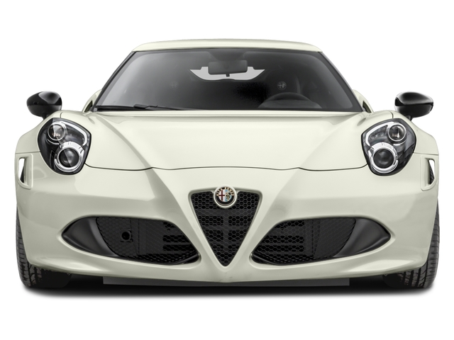 2016 Alfa Romeo 4C Prices and Values Coupe 2D I4 Turbo front view