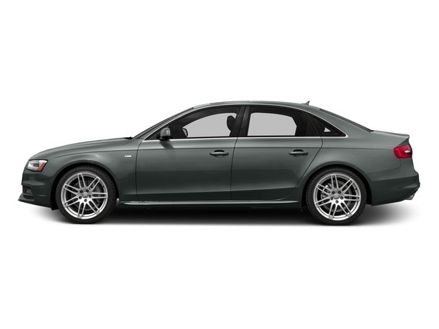 2016 Audi A4 Prices and Values Sedan 4D 2.0T Premium Plus 2WD side view