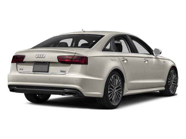 2016 Audi A6 Prices and Values Sedan 4D 2.0T Premium AWD side rear view