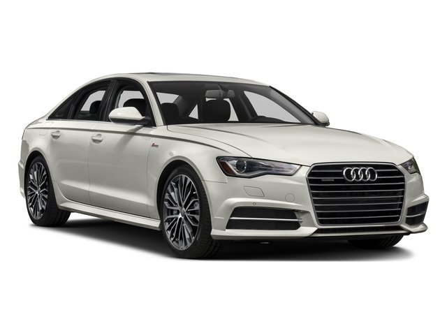 2016 Audi A6 Prices and Values Sedan 4D 2.0T Premium AWD side front view