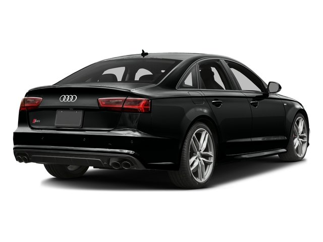 2016 Audi S6 Prices and Values Sedan 4D S6 Prestige AWD side rear view