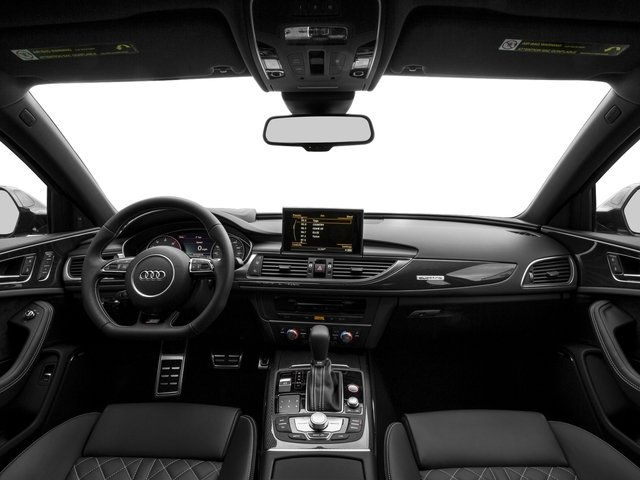 2016 Audi S6 Prices and Values Sedan 4D S6 Prestige AWD full dashboard