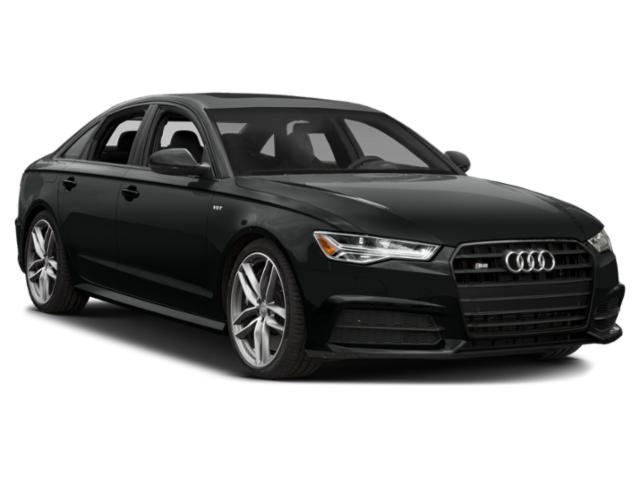 2016 Audi S6 Prices and Values Sedan 4D S6 Prestige AWD side front view
