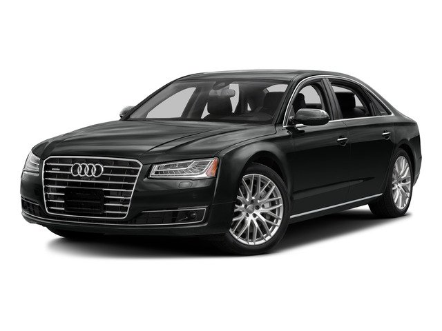 2016 Audi A8 L Prices and Values Sedan 4D 6.3 L AWD W12 side front view