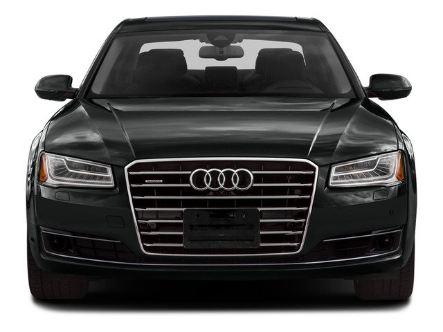 2016 Audi A8 L Prices and Values Sedan 4D 6.3 L AWD W12 front view
