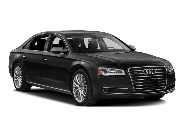2016 Audi A8 L Prices and Values Sedan 4D 3.0T L AWD V6 Supercharged side front view