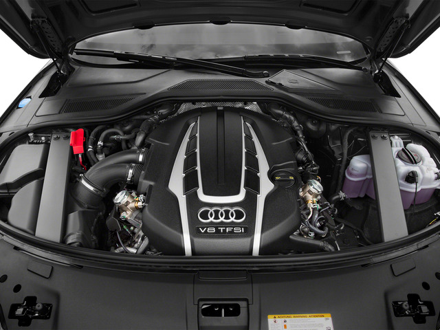 2016 Audi A8 L Prices and Values Sedan 4D 3.0T L AWD V6 Supercharged engine