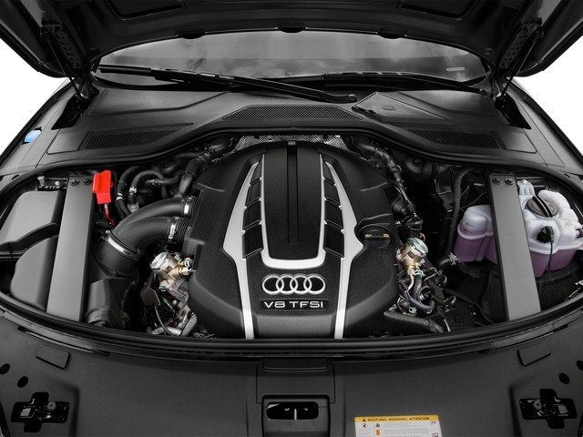 2016 Audi A8 L Prices and Values Sedan 4D 6.3 L AWD W12 engine