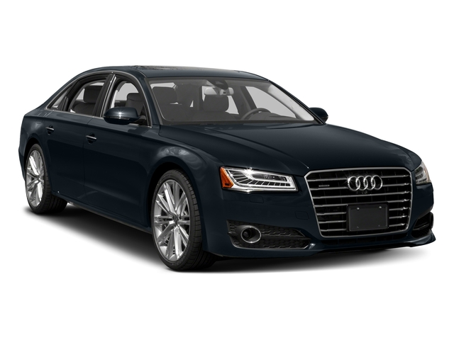 2016 Audi A8 L Prices and Values Sedan 4D 4.0T L Sport AWD V8 Turbo side front view