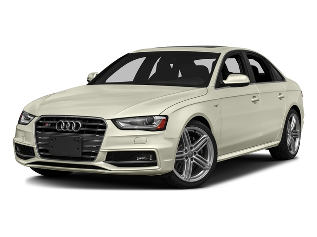 2016 Audi S4 Prices and Values Sedan 4D S4 Prestige AWD side front view