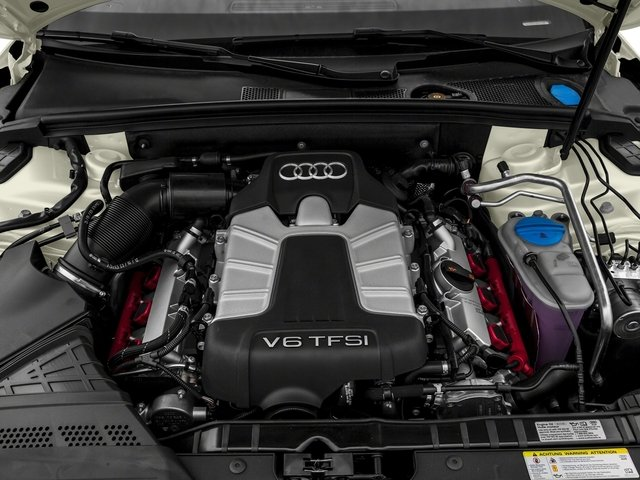2016 Audi S4 Prices and Values Sedan 4D S4 Prestige AWD engine
