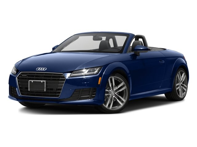 2016 Audi TT Prices and Values Roadster 2D AWD side front view