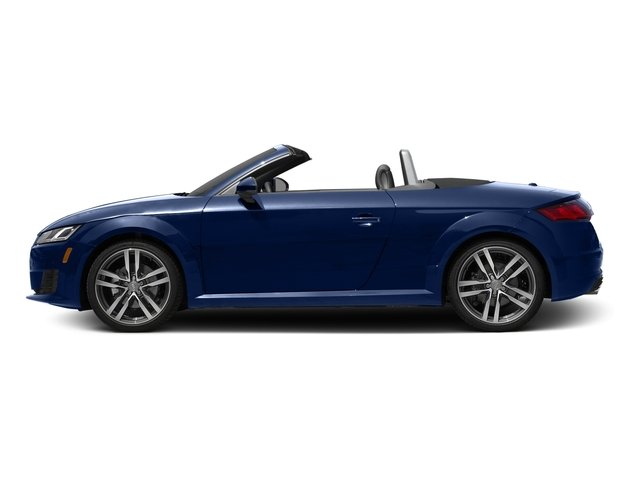 2016 Audi TT Prices and Values Roadster 2D AWD side view