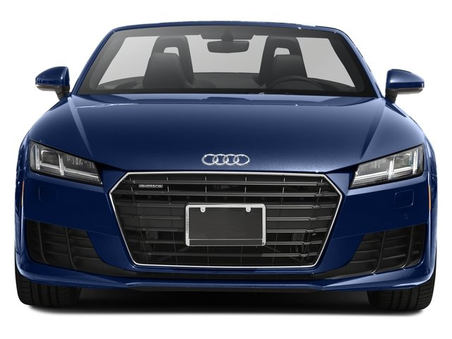 2016 Audi TT Prices and Values Roadster 2D AWD front view