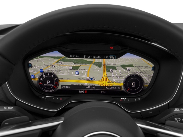 2016 Audi TT Prices and Values Roadster 2D AWD navigation system