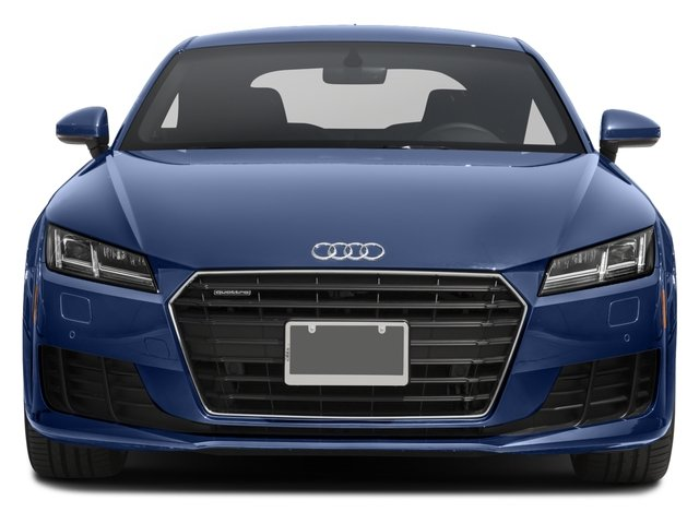 2016 Audi TT Pictures TT Coupe 2D AWD photos front view
