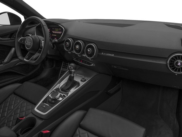 2016 Audi TT Pictures TT Coupe 2D AWD photos passenger's dashboard