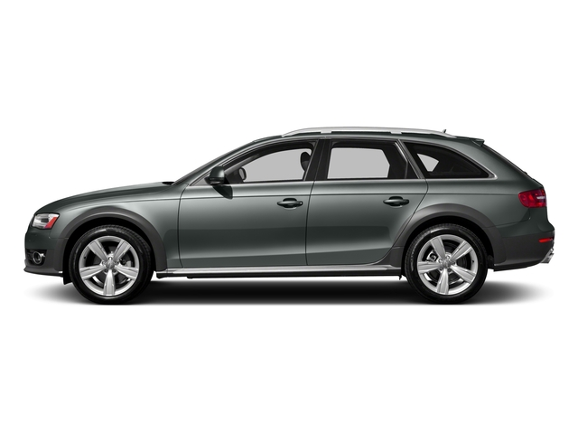 2016 Audi allroad Prices and Values Wagon 4D Premium AWD I4 Turbo side view
