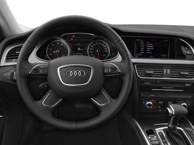 2016 Audi allroad Prices and Values Wagon 4D Premium AWD I4 Turbo driver's dashboard
