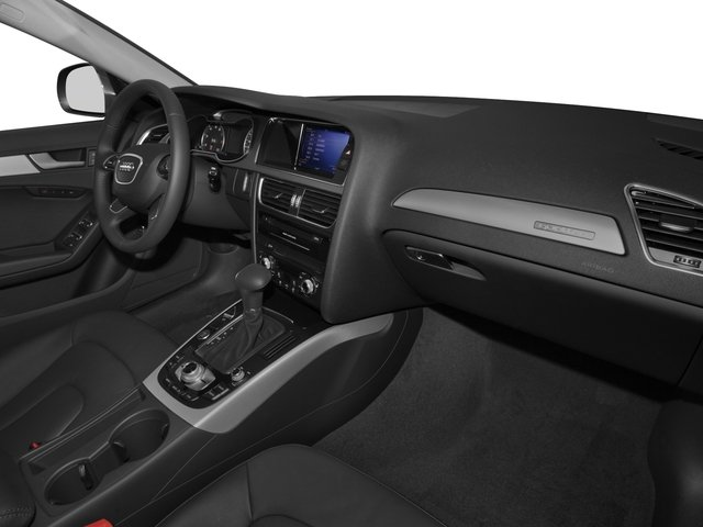 2016 Audi allroad Prices and Values Wagon 4D Premium AWD I4 Turbo passenger's dashboard