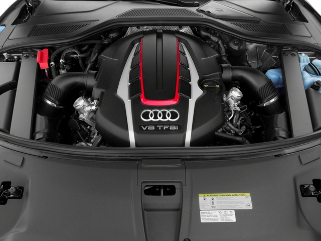 2016 Audi S8 Pictures S8 Sedan 4D S8 AWD V8 Turbo photos engine