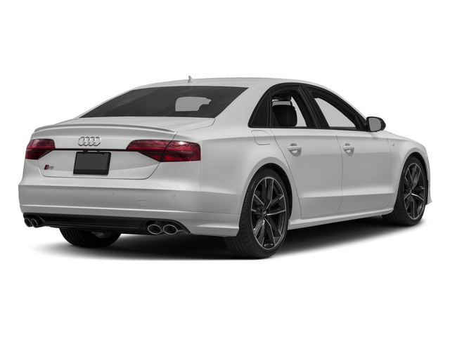 2016 Audi S8 Prices and Values Sedan 4D S8 Plus AWD V8 Turbo side rear view