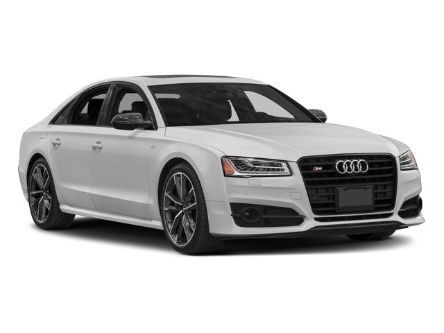 2016 Audi S8 Pictures S8 Sedan 4D S8 Plus AWD V8 Turbo photos side front view