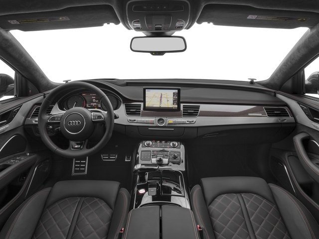 2016 Audi S8 Prices and Values Sedan 4D S8 Plus AWD V8 Turbo full dashboard