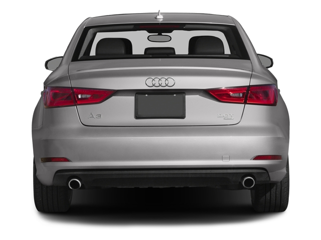 2016 Audi A3 Prices and Values Sed 4D 1.8T Premium Plus S-Line 2WD rear view