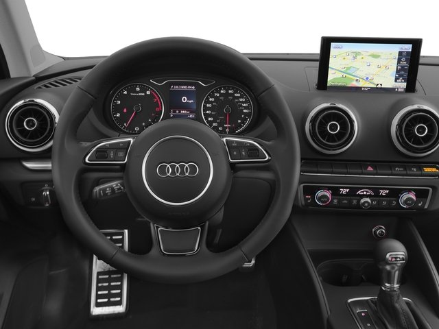 2016 Audi A3 Prices and Values Sedan 4D 2.0T Premium AWD I4 Turbo driver's dashboard