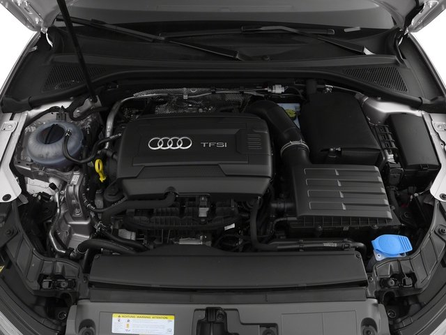 2016 Audi A3 Pictures A3 Sedan 4D 2.0T Prestige AWD I4 Turbo photos engine
