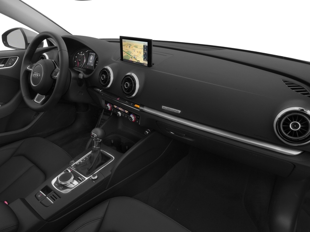2016 Audi A3 Prices and Values Sed 4D 1.8T Premium Plus S-Line 2WD passenger's dashboard