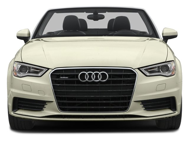 2016 Audi A3 Prices and Values Conv 2D 2.0T Premium Plus S-Line AWD front view