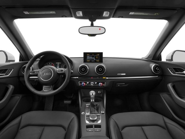 2016 Audi A3 Prices and Values Conv 2D 2.0T Premium Plus S-Line AWD full dashboard