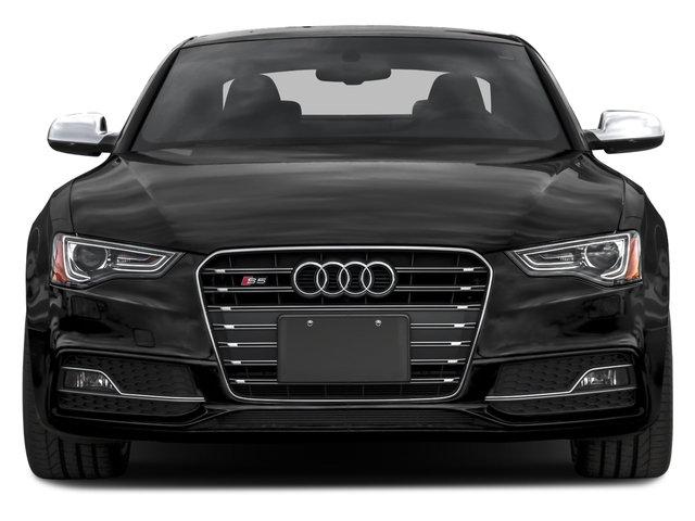 2016 Audi S5 Prices and Values Coupe 2D S5 Prestige AWD front view