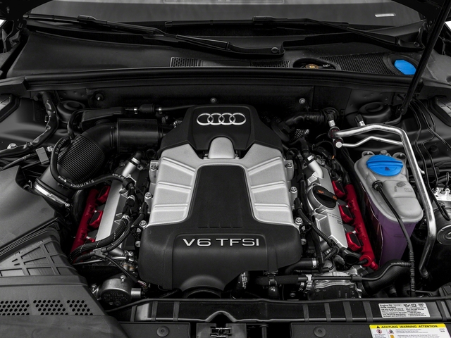 2016 Audi S5 Prices and Values Coupe 2D S5 Prestige AWD engine