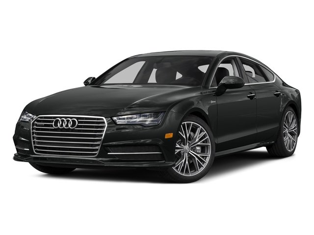 2016 Audi A7 Prices and Values Sedan 4D 3.0T Prestige AWD side front view
