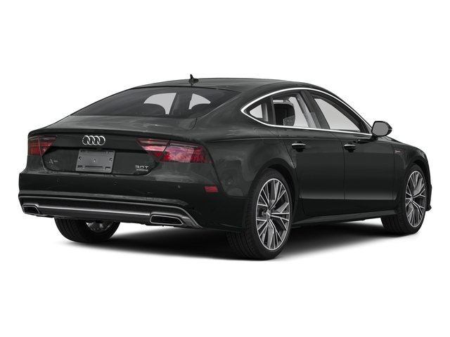 2016 Audi A7 Prices and Values Sedan 4D TDI Premium Plus AWD side rear view