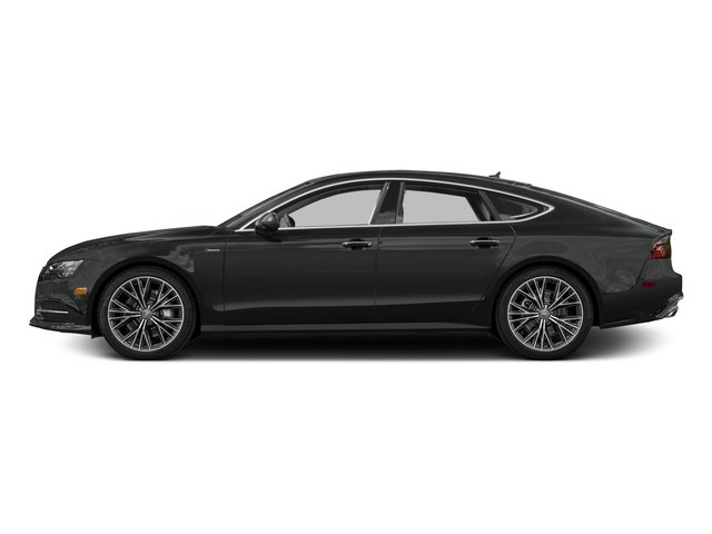 2016 Audi A7 Pictures A7 Sedan 4D 3.0T Premium Plus AWD photos side view