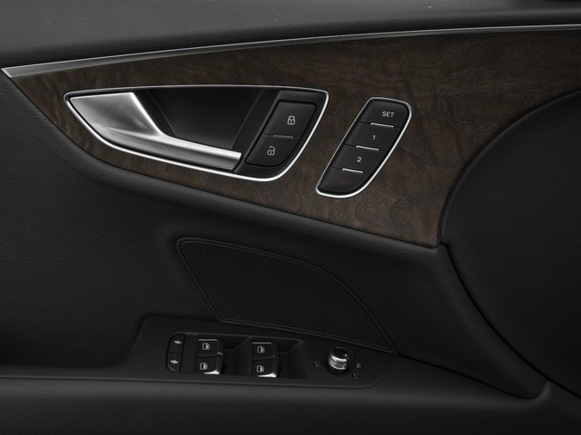 2016 Audi A7 Prices and Values Sedan 4D 3.0T Prestige AWD driver's side interior controls